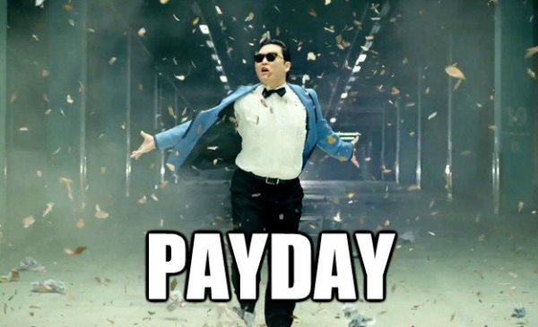 That Pay Day Feeling